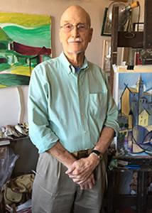 Peter Harvey, Painter